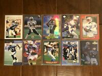 Kevin Dyson - Tennessee Titans - 10 Football Card Lot - No Duplicates