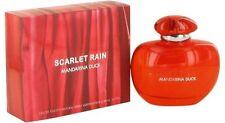 SCARLET RAIN 3.4 oz / 100 ml Eau De Toilette EDT Spray for Women NEW, SEALED