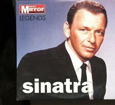 Frank Sinatra / Legends - Newspaper Promo CD