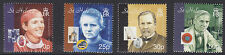 ST HELENA :2004 Medical Pioneers set  SG917-920 MNH