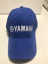 Yahmaha Hat Cap Blue Yamaha Racing Hat c39