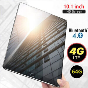10.1 inch Tablet PC Android 6GB RAM 64GB ROM Ten Core 4G Network Smart Tablet