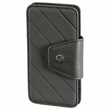Genuine Cerruti 1881  Leather Mobile Phone Cover in Grey fits iPhone4, iPhone 4S