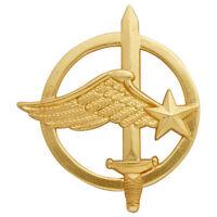 Insigne de béret neuve des Commandos de l'Air - Armée de l'Air