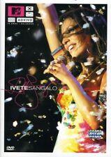 Ivete Sangalo - MTV Ao Vivo [New DVD] PAL Format