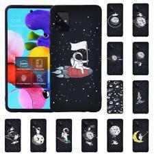 Case Fit Samsung Galaxy A10 /A20E /A30S /A40 /A50 /A70 TPU Silicone Phone Cove