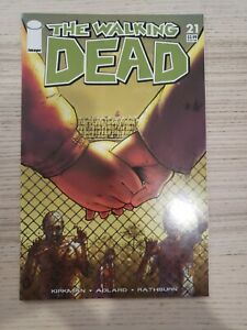 The Walking Dead  #21 1st Print Image Comics 2005 Kirkman Adlard NM-
