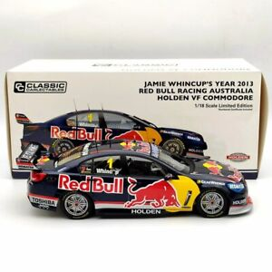 Classic 1/18 Jamie Whincup's 2013 Australia Holden VF Commodore #1 18532 Limited