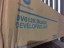 GENUINE KONICA MINOLTA BIZHUB C452/C552/C652 BLACK DEVELOPER UNIT A0TK03D DV612K