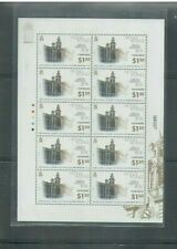 China Hong Kong 1996 ,Urban Heritage Full sheet of 10 sets