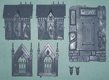 Games Workshop jardín de Morr-mausoleo #2