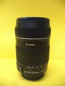 CANON EF-S 18-135MM 1:3.5-5.6 IS ZOOM LENS