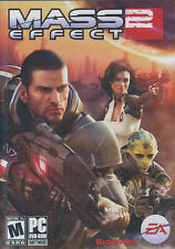 MASS EFFECT 2 II - US Version - EA Games Shooter RPG PC Game - BRAND NEW