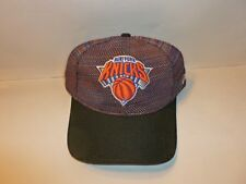 New York Knicks NBA New Era 9TWENTY Strapback Adjustable Cap Hat (MEN One Size)