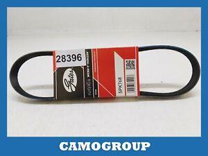 Belt Service V-Ribbed Belt GATES Citroen XM Peugeot 605 Smart Fortwo 450 451