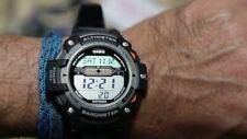 casio collection da uomo altimetro barometro termometro cronografo timer allarmi