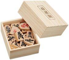 Japanese Chess Board Game SHOGI Koma Wooden Chess Piece Kawada