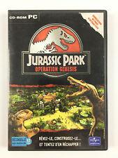 Jurassic Park Operation Genesis Jeu Sur PC