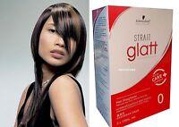 120ml Schwarzkopf Glatt Permanent Hair Straight Straightening Cream  STRONG