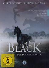 DVD NEU/OVP - Black - Der schwarze Blitz - DVD 6 - 4 Episoden - Mickey Rooney