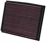 Filtre a air KN Sport 33-2209 k&n  AUDI A4 Décapotable S4 quattro 344ch 8H7, B6,