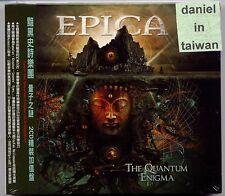 Epica: The Quantum Enigma (2014) 2CD OBI TAIWAN + BONUS TRACK