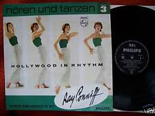 Ray Conniff - Hollywood in Rhythm  rare Philips Top Zus