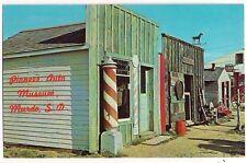 Pioneer Auto Museum Murdo Street View SD South Dakota  Postcard
