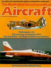 IEA 165 SPANISH CIVIL WAR WW2 POLIKARPOV I-16 RATA / COLD WAR F-80 SHOOTING STAR