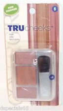 COVERGIRL TruCheeks Blush Trio Number 6 NIP
