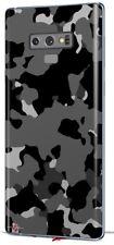 Skin for Samsung Galaxy Note 9 WraptorCamo Old School Camouflage Camo Black