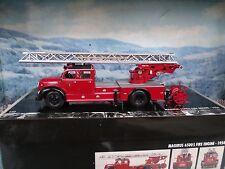 1/43   Minichamps   Magirus 6500 S Fire Engine 1954