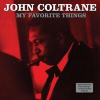 John Coltrane My Favourite Things 2 LP 180G Gatefold Vinyl Record Bags and Trane