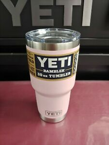 Yeti Rambler 30 oz ICE PINK retired limited color