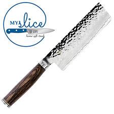 Shun Premier Nakiri 5.5″/14cm Knife – Gift Box TDM0742 - MADE IN JAPAN