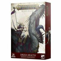 Broken Realms: Drusa Kraeth Kraeth's Shadowpact - Warhammer Sigmar - New! 85-21