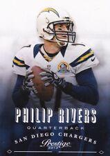 Philip Rivers  2013 Panini Prestige Football Sammelkarte, #164