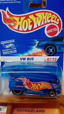 Hot Wheels First Editions Volkswagen Bus (9986)