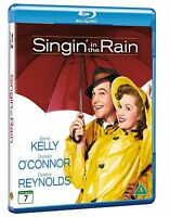 Singin in the Rain 60th Anniversary Blu Ray