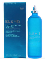 New listing Elemis Cellutox Active Body Oil 3.3 oz / 100 ml New in Box. Free shipping
