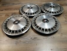 1987-1995 Buick Century hubcaps wheel covers GM OEM SET OF 4