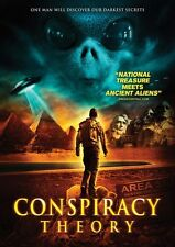 New Conspiracy Theory DVD Jake Myers Thriller