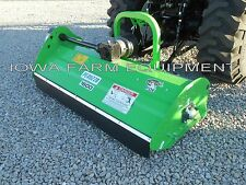 Flail Mower: Peruzzo 4' Fox-S 1200,15-25Hp,Offsetable,C onvertible to Dethatcher!