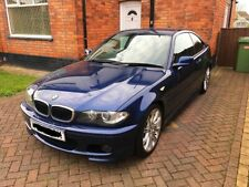 2005 BMW 320 CD M SPORT BLUE WITH LOW MILES NOT M3 OR 330D