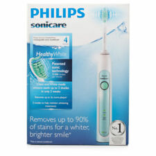 Philips Sonicare HX67/1102 HealthyWhite Deluxe Rechargeable Toothbrush New