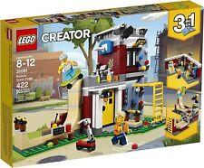 LEGO Creator 3 in 1 31081 Modular Skate House (422 pieces)