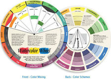 The Color Wheel Company Watercolor Wheel 3459