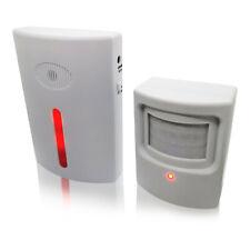 Tür Alarm Anlage Sicherheit System Bewegung Melder Sensor Funk Sirene Hausalarm