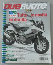 DUERUOTE N 68   12- 2010 jorge lorenzo HONDA CROSSRUNNER