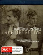 'True Detective' The First Season - Matthew McConnaughey - Mint 3 Blu-ray Set